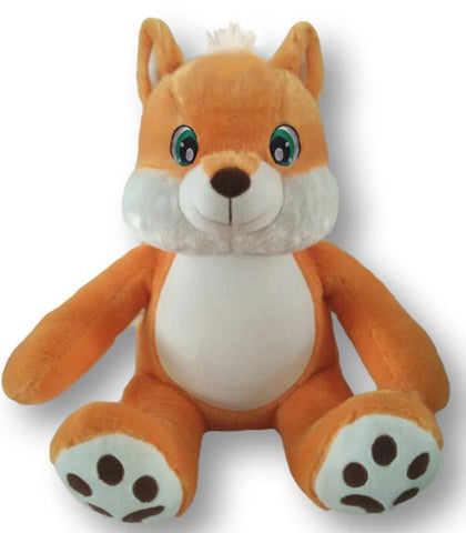 Personalised Orange Fox