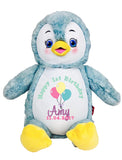 Personalised Penguin Cubby