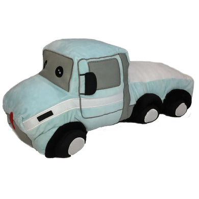 Personalised Plush Truck Toy Cushion Pillow