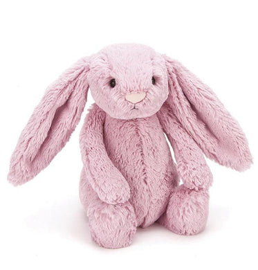 non personalised Jellycat Bashful Bunny Medium - Tulip