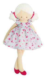 Alimrose Willow Doll 32cm Grey