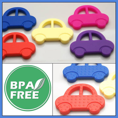 Silicone Teethers car