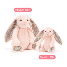 Load image into Gallery viewer, Personalised Jellycat Bashful Bunny SMALL - Blush Blossom