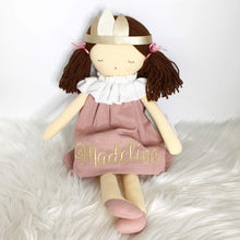 Load image into Gallery viewer, Personalised Alimrose Joni Doll 40cm Blush