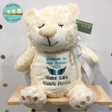 Personalised Angel Little Elska Stuffie