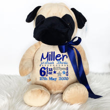 Load image into Gallery viewer, Personalised Pug Dog EB