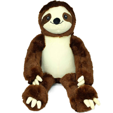 Personalised Sloth Teddy