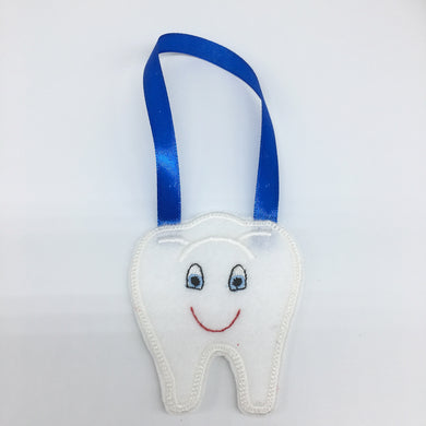 Tooth Fairy Pouch - Boy
