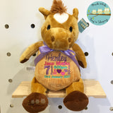Personalised Horse Cubby
