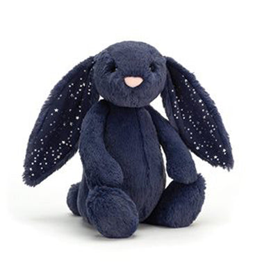 non personalised Jellycat Bashful Bunny Medium - Stardust