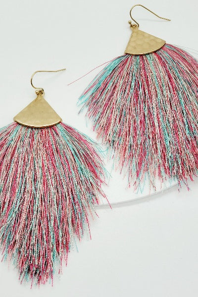 Tassel Earrings - Anew Couture