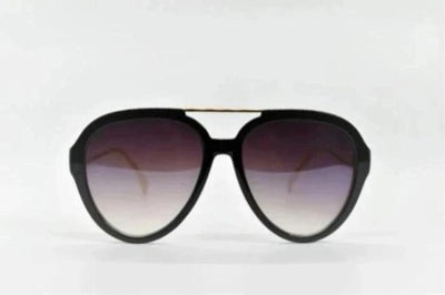 Black  Aviator Sunglasses - Anew Couture