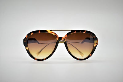 Tortoise Aviator Sunglasses - Anew Couture