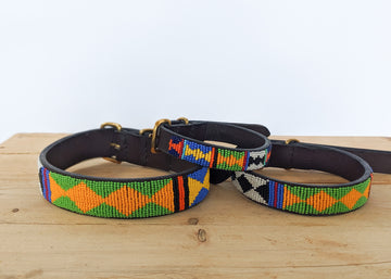 Mbuni Dog Collar
