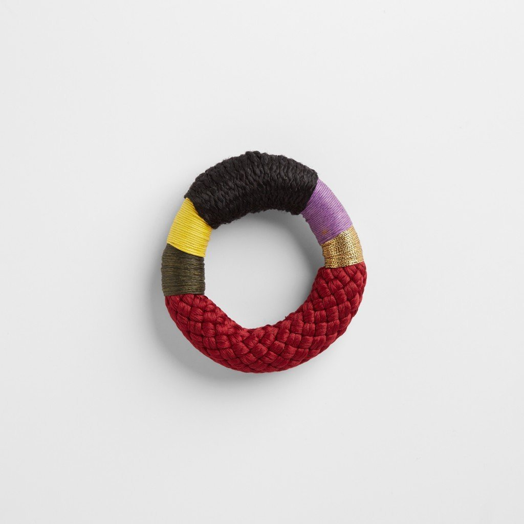 Thick Ndebele Bracelet