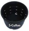 5 Gallon Round Planter RootMaker