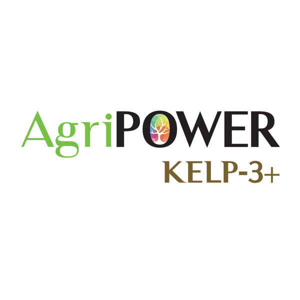 AgriPOWER® KELP-3+ - Sold in 25kg Bags - Green Wave Products, LLC