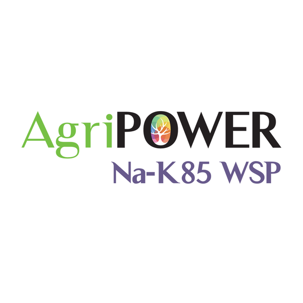 AgriPOWER® Na-K85 WSP (Potassium-Sodium Humate) - 85% Water Solubility - Sold in 25kg Bags - Green Wave Products, LLC