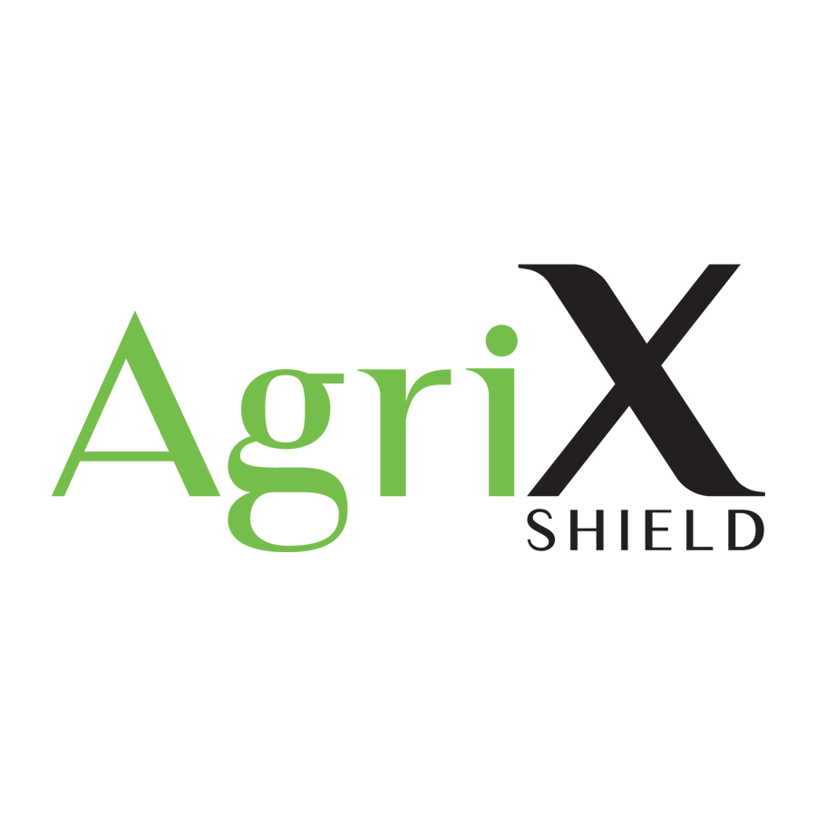 AgriX Shield Insecticide Fungicide Logo