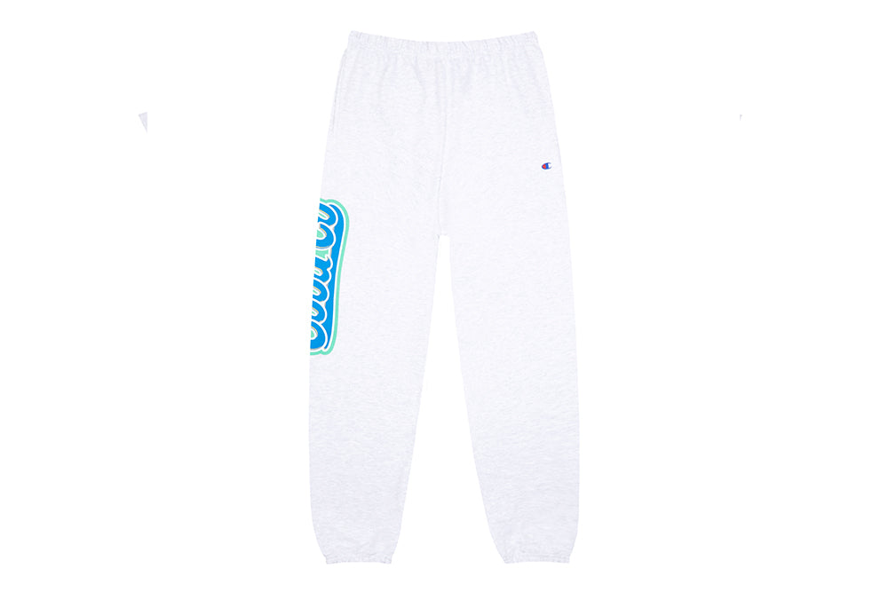 Toothpaste Sweatpants (Ash)