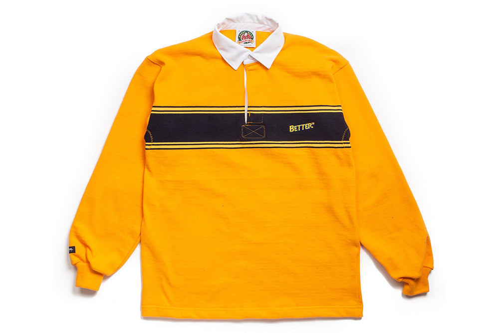 "Better™ ""Stripe"" Barbarian® Rugby (gold)"