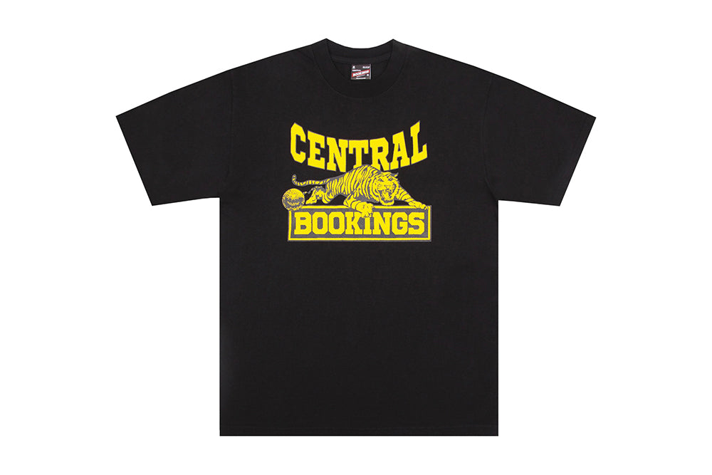CBI Junior High Tee (black)