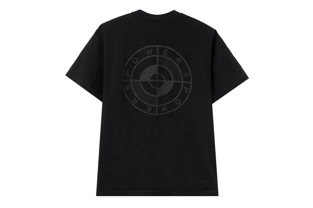 Powers Logo Tee (black)