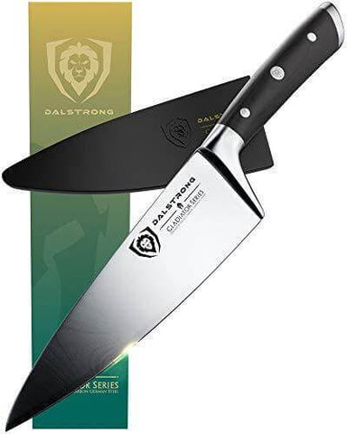 """Chef's Knife 6""""   Gladiator Series   NSF Certified   Dalstrong ©"""