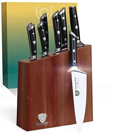 Gladiator Series 8-Piece Knife Block Set