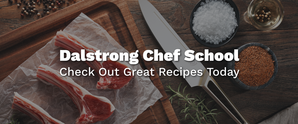 Dalstrong Chef School Banner