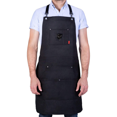 Dalstrong Professional Chef's Kitchen Apron - Sous Team 6""