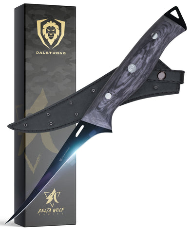 """Fillet Knife 6"""" 