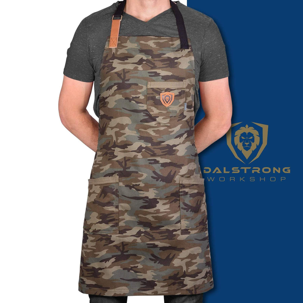 The Kitchen Rambo | Professional Chef's Kitchen Apron | Dalstrong ©