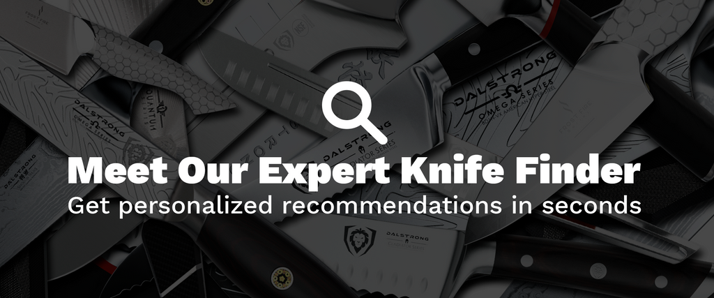 Dalstrong Expert Knife Finder