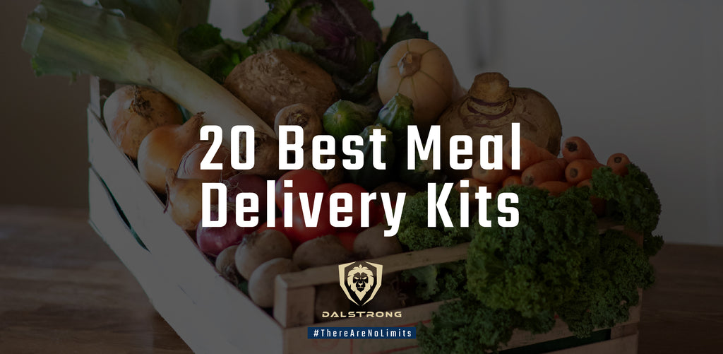 Dalstrong's 20 best meal delivery service kits