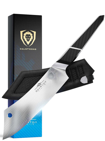 """Chef & Cleaver Hybrid Knife 8"""" 