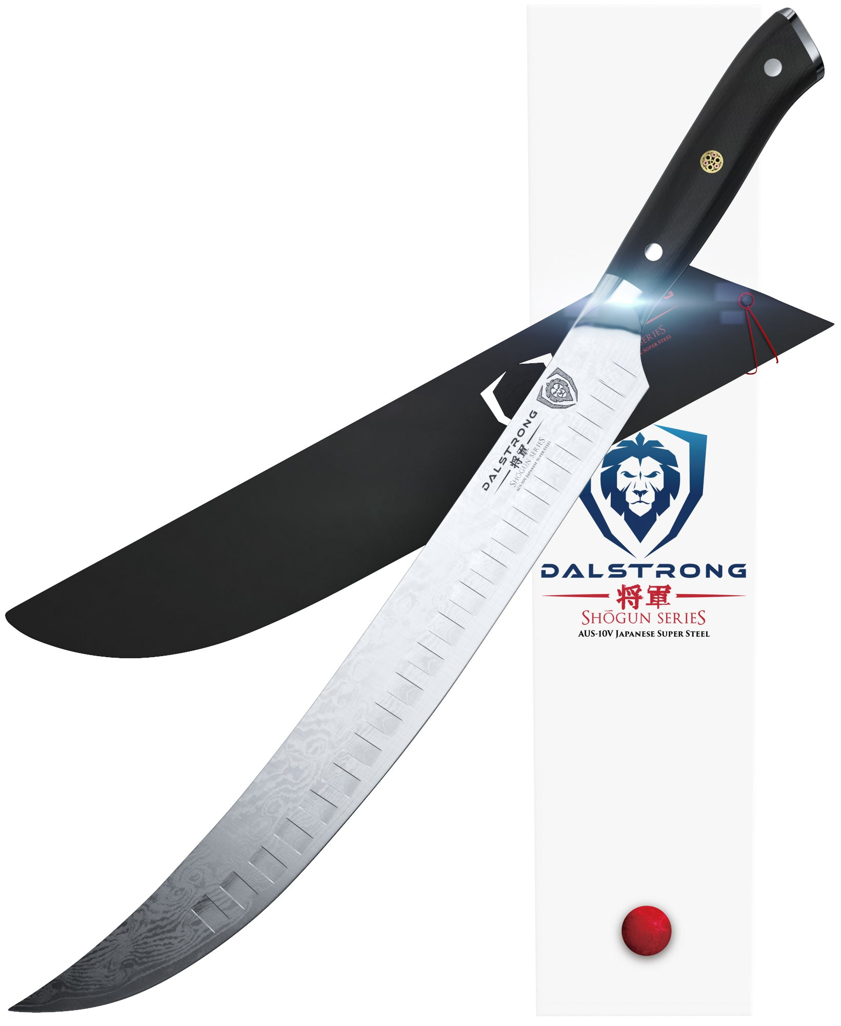 Shogun Series 12.5 Butcher's Breaking Knife