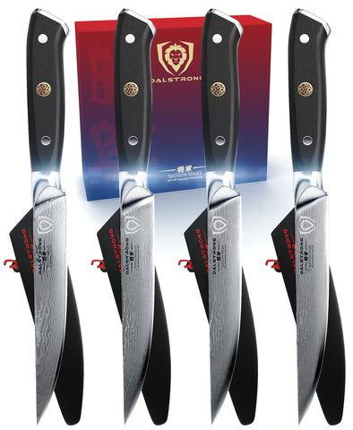 Shogun Series Steak Knife Set (4)