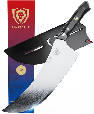 "Shogun Series 9"" Meat Cleaver - 'The Raptor'"