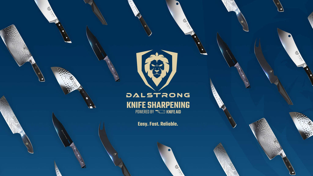 Dalstrong Professional Knife Sharpening