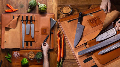 What to look for in a knife roll