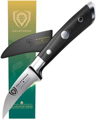 "Gladiator Series 2.75"" Bird's Beak Tourne Paring Knife"