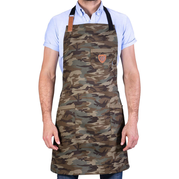 Dalstrong Professional Chef's Kitchen Apron - The Kitchen Rambo
