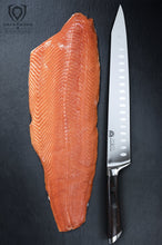 "Gladiator Series 12"" ""The Kitchen Gladius""- Chef & Sujihiki Hybrid"