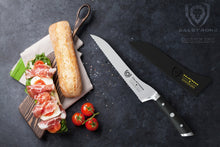 "Gladiator Series 8"" Serrated Offset Bread & Deli Knife"