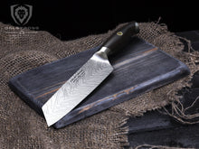 "OMEGA SERIES 7"" Santoku Knife"
