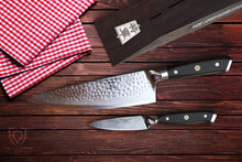 Shogun Series 2 Piece Knife Set with Trinity Block