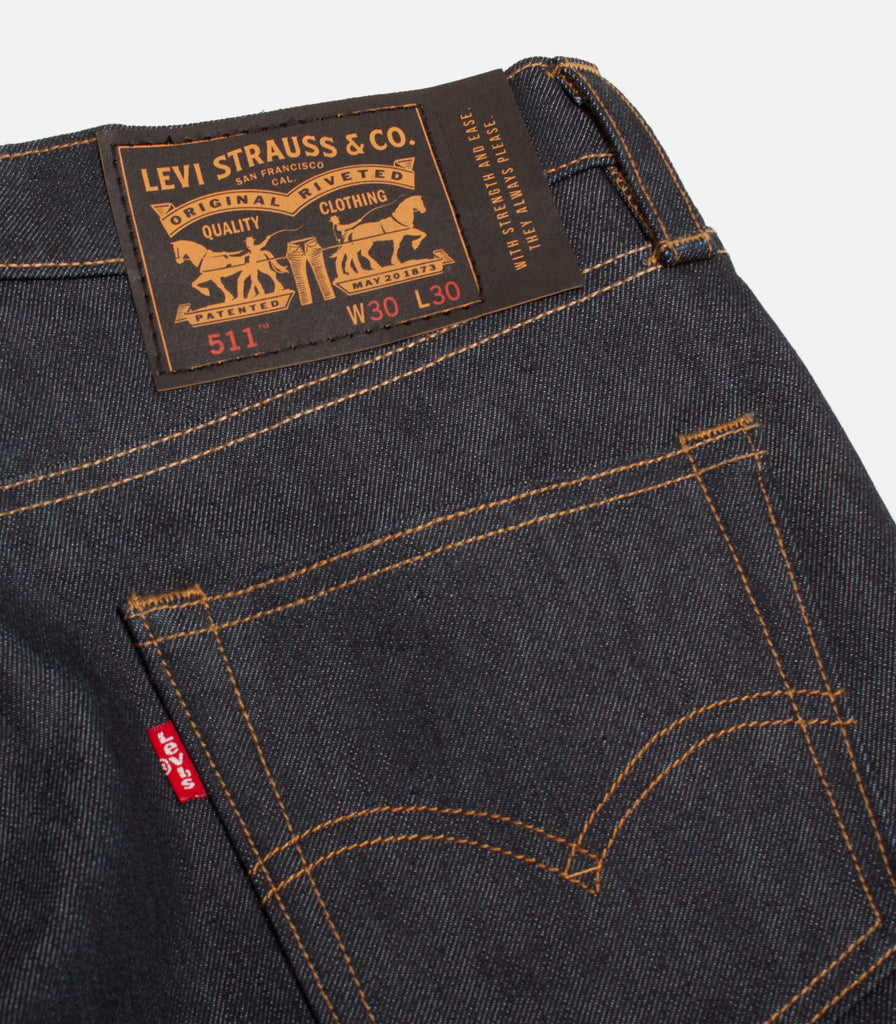 Levi's Skateboarding 511 Denim
