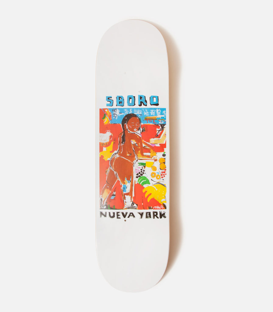 5Boro X MKG Chinatown Girl Deck