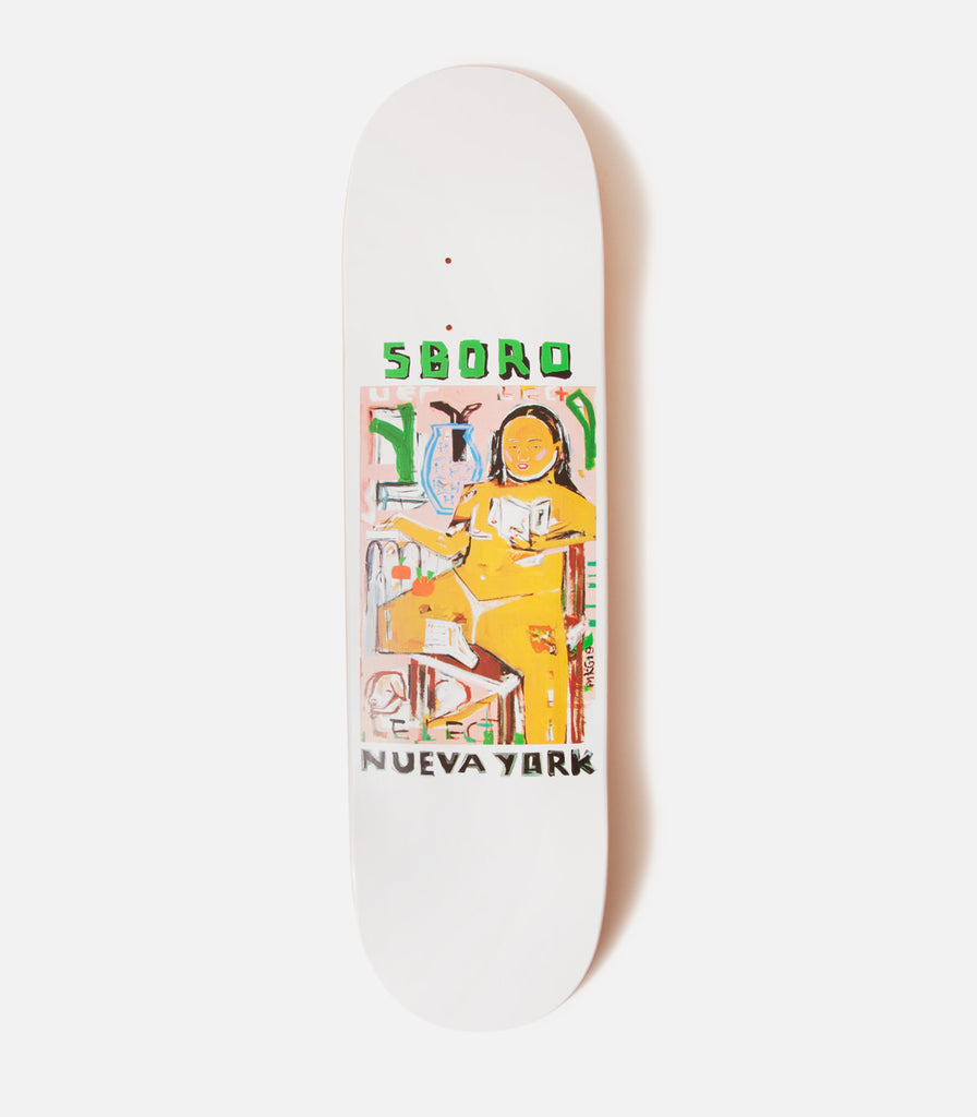 5Boro X MKG Apartment Girl Deck
